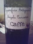 Liquore al Caffé Angela Cancedda