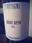 Serafini e Vidotto I Vitigni Pinot Nero 2010