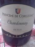Pollara Principe di Corleone Chardonnay Sicilia IGP 2010