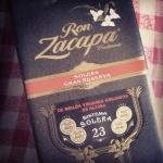 Ron Zacapa Centenario Solera gran reserva 23