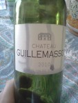 Chateau Guillemassot Bordeaux 2010